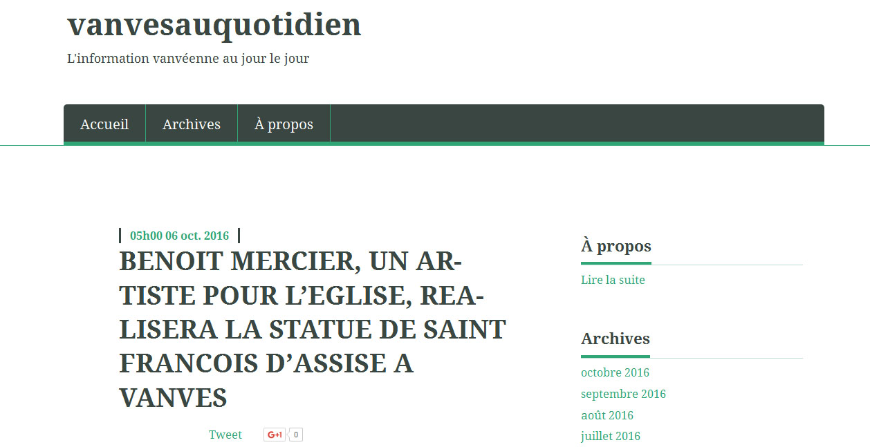 article Site Vanvesauquotidien
