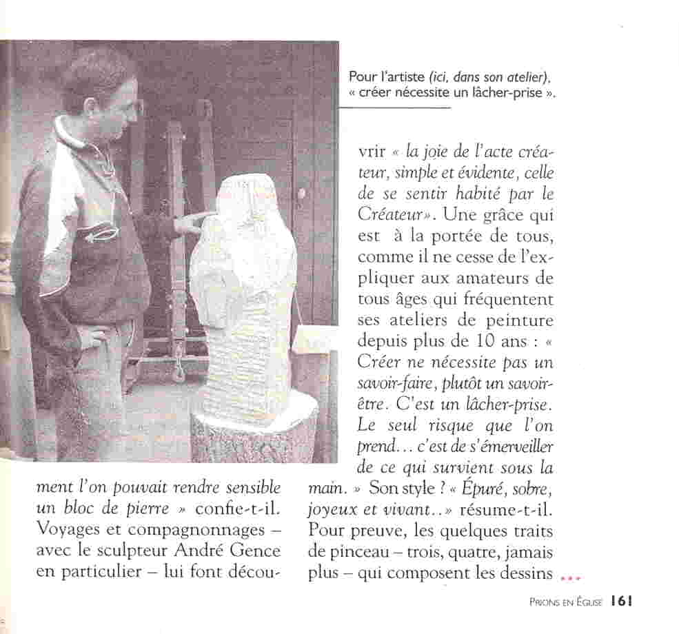 article Prions en église 2006 p2